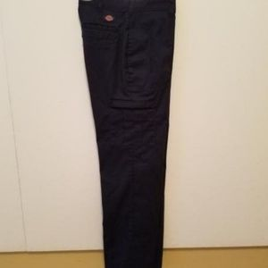 Dickies Navy Blue Cargo Work Utility Pants 4RG